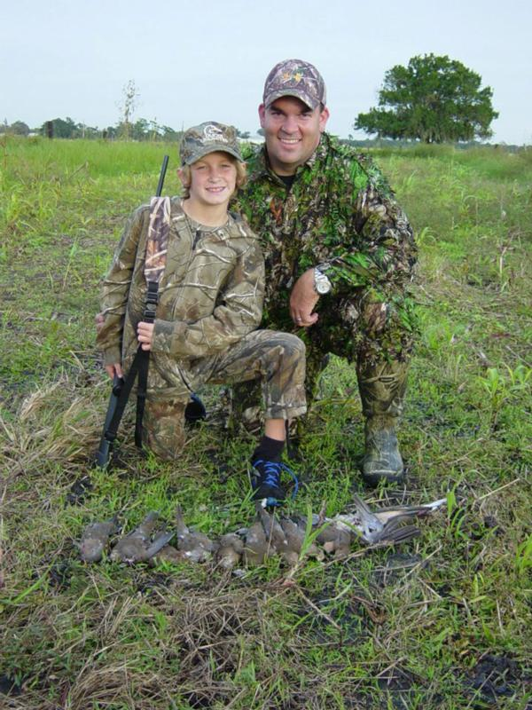 Florida dove hunting season dates the best dove 2017 for Ohio fishing license 2017